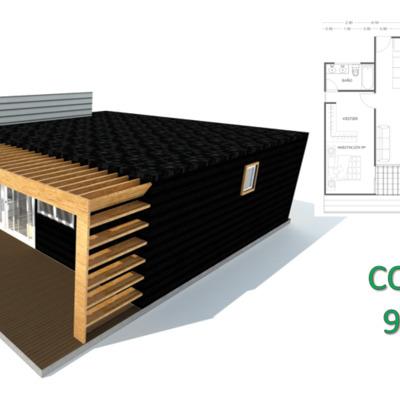 Diseños de viviendas Moderna.