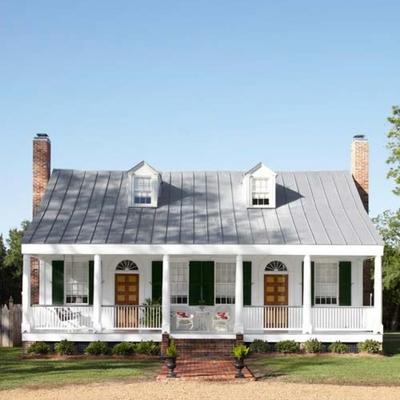 casa de campo renovada