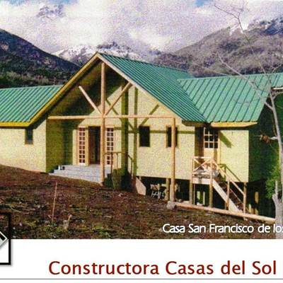 Casa en San Francisco de Los Andes
