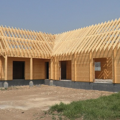 CONSTRUCION DE CASAS