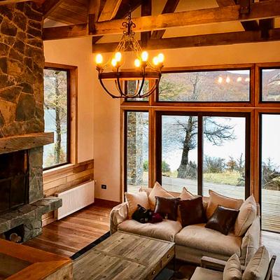 Casa JH en el Lago Castor