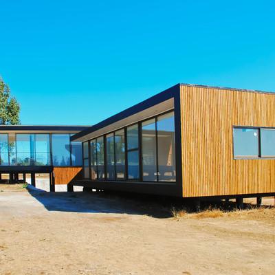 Reforma de una vivienda costera