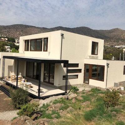 Construcción de Casas Modernas