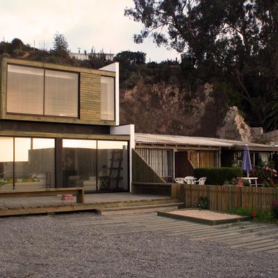 Remodelación de la Casa Pazols