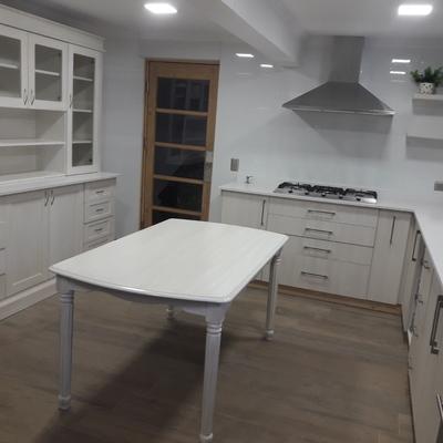 Remodelacion Cocina-Logia-Baño