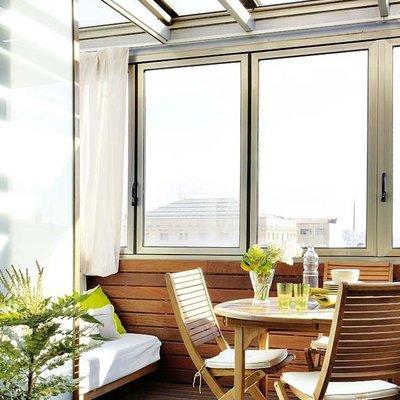 7 cuestiones que debes hacerte antes de cerrar una terraza o balcón