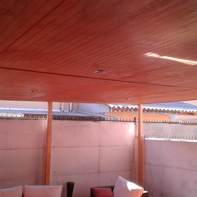techo de patio