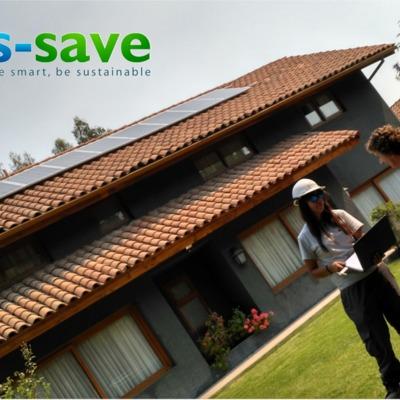 Instalación Fotovoltaica en la Reina, Santiago