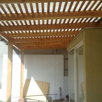 Construcciones menores y cobertizos en madera puente alto for Casas con cobertizos