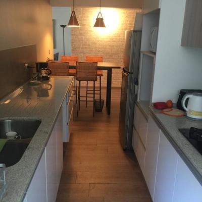 Remodelacion departamento 140 m2