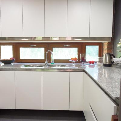 Rediseño y construcción cocina por Circulo diseño ltda