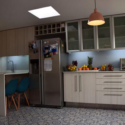 Nueva vida gracias a una nueva cocina