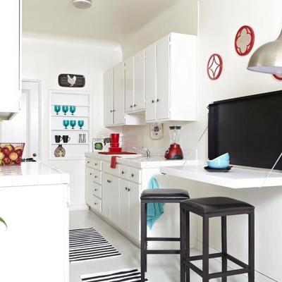8 soluciones inteligentes de almacenaje en la cocina