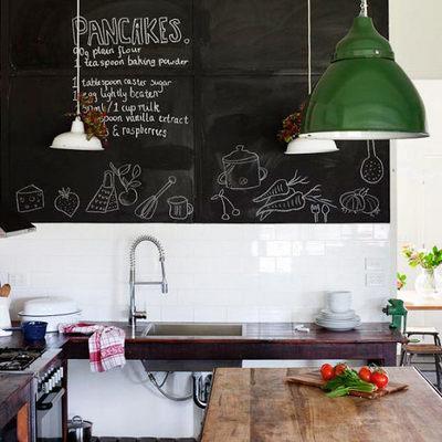 """10 revestimientos que hacen """"milagros"""" en tu hogar"""