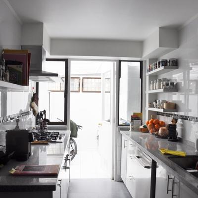Remodelacion cocina en San Carlos de Apoquindo