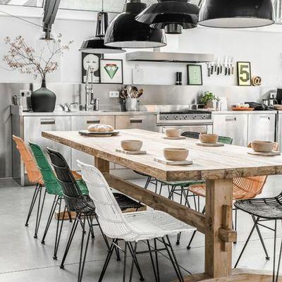 Inspírate con estas 10 cocinas completas y hermosas