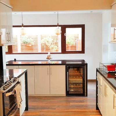 Remodelación y construcción de cocina