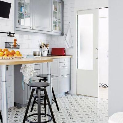 Cómo presumir de tu pequeña cocina