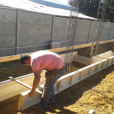 Construcción Casa Pillanlelbun