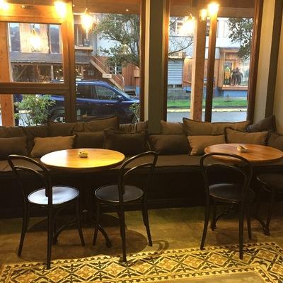 Cafe restoran Puerto Varas