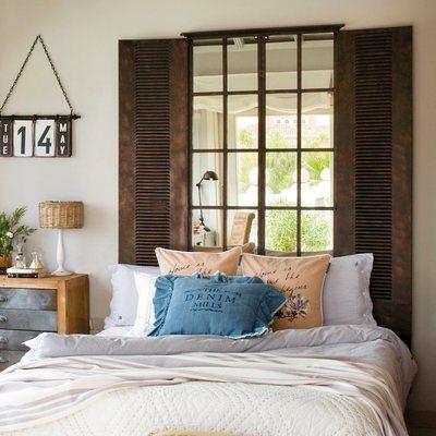 7 camas originales y estilosas que no necesitan respaldo