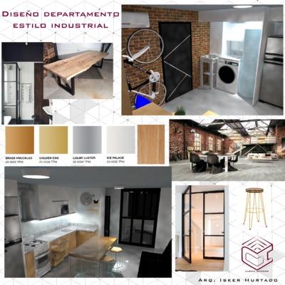 Remodelacion departamento home estudio a un departamento de dos ambientes