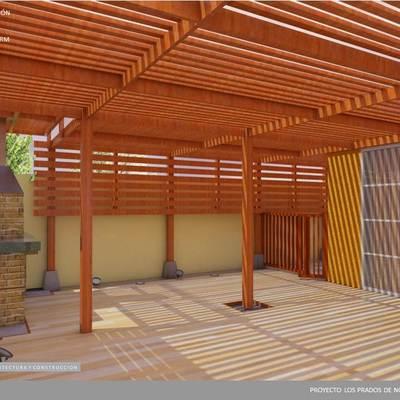 Presupuesto dise o construcci n en regi n viii biob o for Cobertizos madera economicos