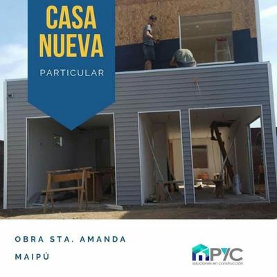 Construcción de casa nueva
