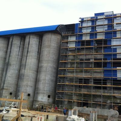 Construcción MOLINO CORTE ALTO PURRANQUE