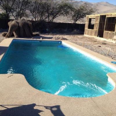 Construcci n de piscinas en todo chile los ngeles for Construccion de piscinas en chile
