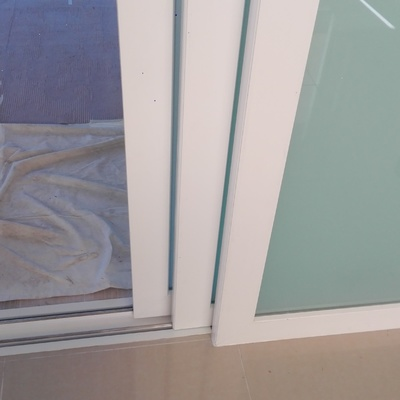 Ventanas de PVC blanco