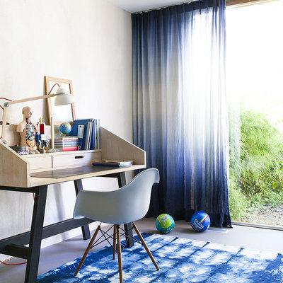 cortinas con degradado