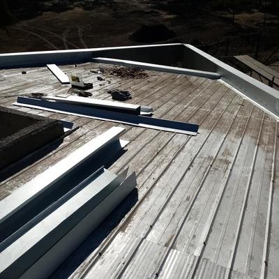 arreglo de Cubierta Parque Brasiil la Granja