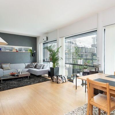 Cómo maximizar el espacio de un salón de menos de 12 m²