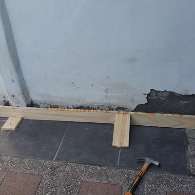 Reparación y mantenimiento de muros