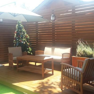 Remodelación Jardín sector Los Domínicos, Las Condes