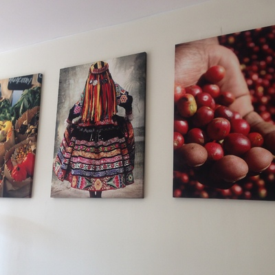 Ukuku Sangucheria y Cafeteria Peruana