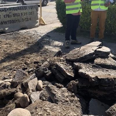 Demolición, excavación y retiro de escombros