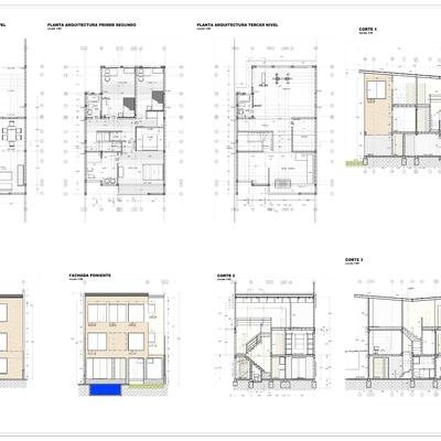 Ampliacion y remodelacion vivienda panorama