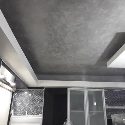 Remodelacion Cocina - Cielo cocina y pasillo