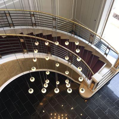 Remodelación interior de hotel NH
