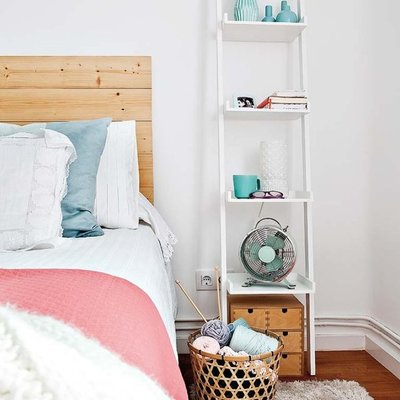 Saca partido a tu pequeña vivienda con estas ideas de almacenamiento