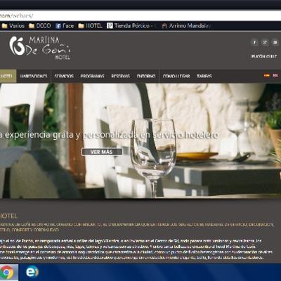 Hotel Martina de Goñi