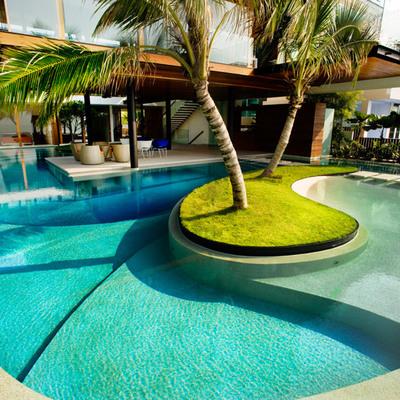 Descubre 10 piscinas que te dejarán sin palabras