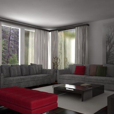 Diseño Interior de Casas y Departamentos