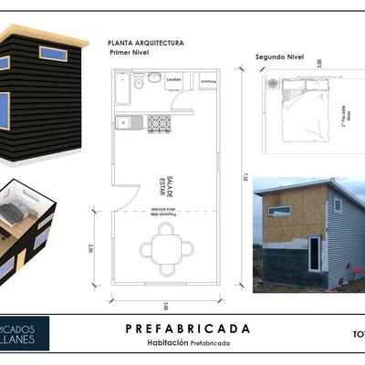 Diseño y Construcción de Casas Prefabricadas, DOMOS Geodésicos