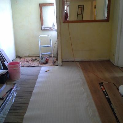 Remodelacion de interiores