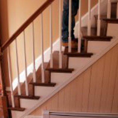 Entrega de escaleras acceso segundo piso.