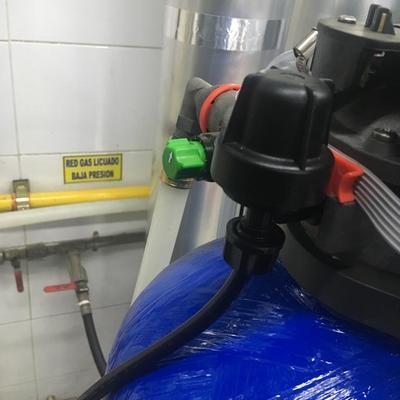 Provisión e instalación de descalcificadores de agua