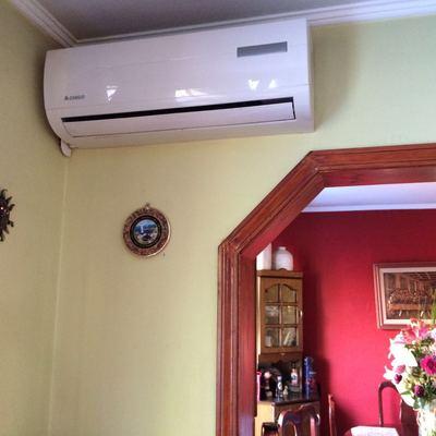 Aire Acondicionado R410,  Ecológico Casa Particular